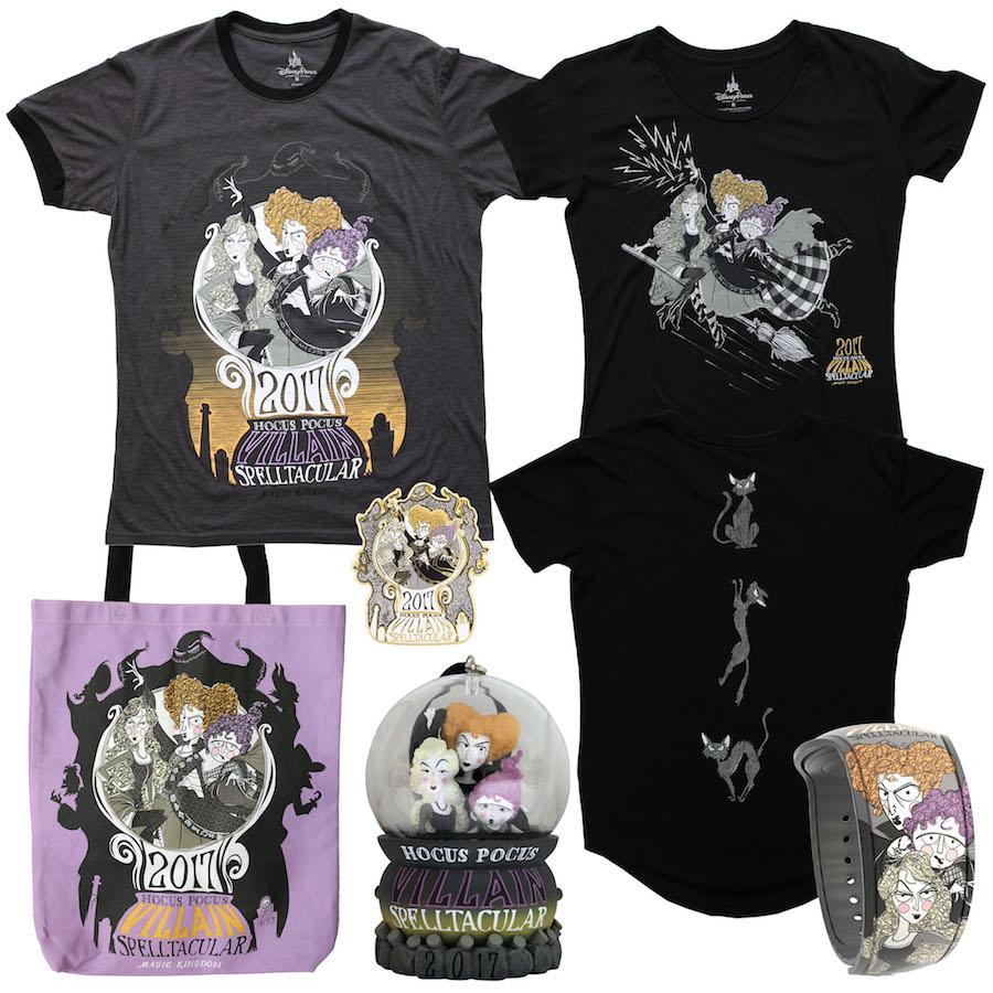 Sneak Peek: Mickey's Not-So-Scary Halloween Party Merchandise ...
