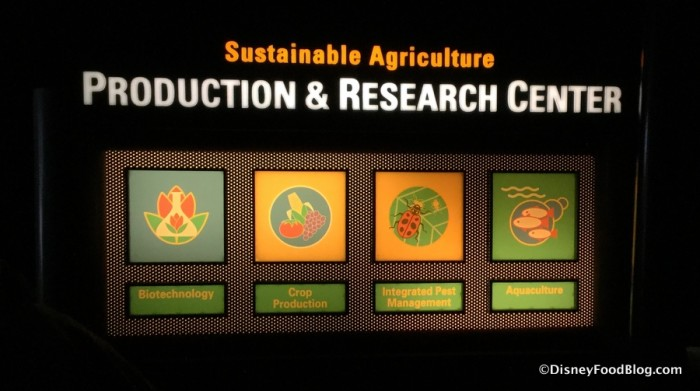Production and Research Center