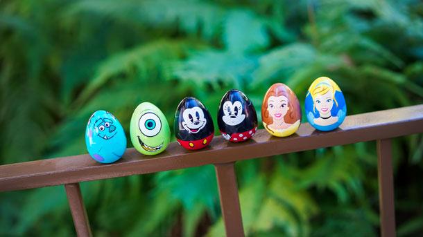 Eggs for the Egg-Stravaganza scavenger hunt ©Disney