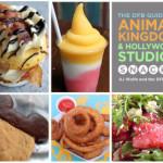 DFB Guide to Animal Kingdom & Hollywood Studios Snacks 2017