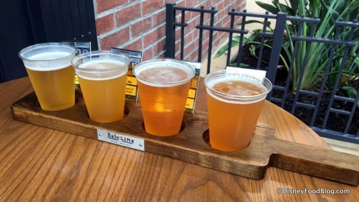 Create Your Own Beer Flight