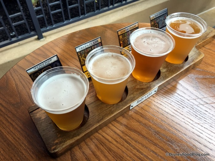 Create Your Own Beer Flight