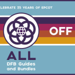 LAST DAY! Save 35% Off the Entire DFB Store with our Epcot 35th Anniversary Sale!