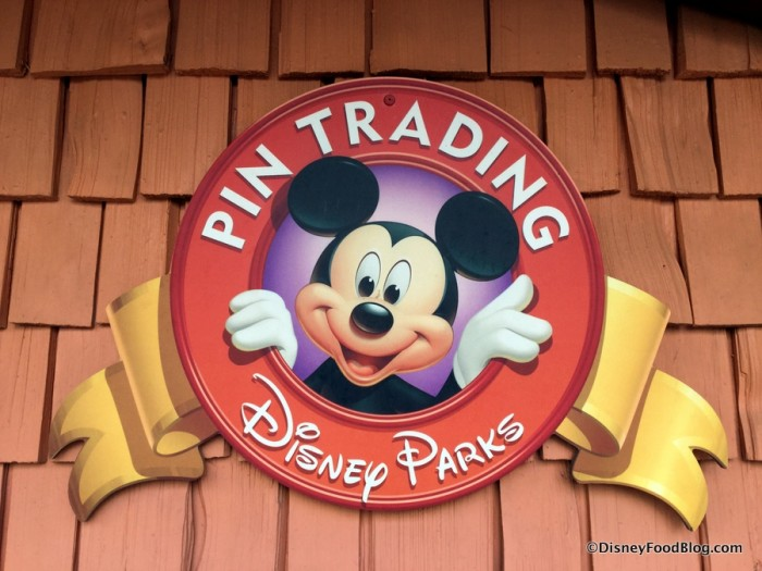 Disney Pin Traders