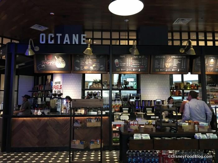 Octane Coffee Bar