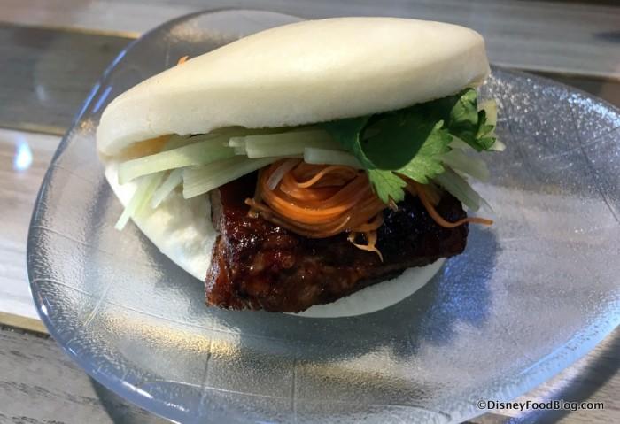 Pork Belly Bao