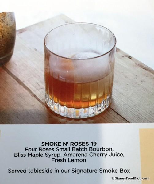 Smoke 'n Roses