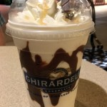 Review: Pumpkin Spice Caramel Shake at Ghirardelli in Disney Springs