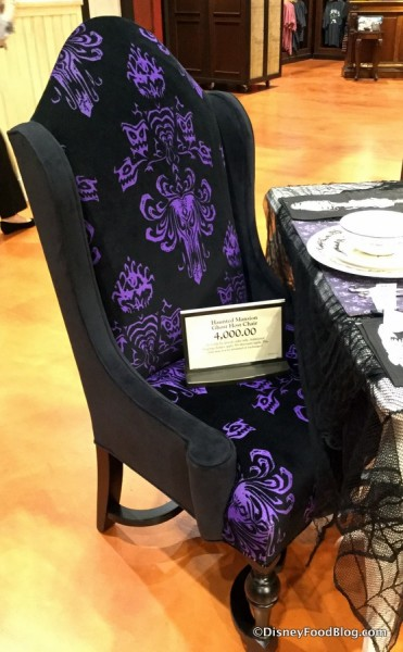 Ghost Host Chair