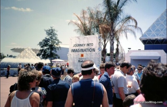 Journey Into Imagination 1985