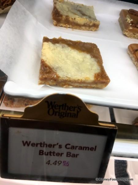 Butter Bar