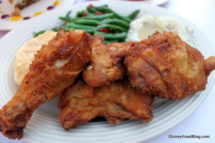 Plaza Inn Chicken: Just Gaze Lovingly for a Moment