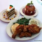 Disneyland Must-Eats: Fried Chicken at the Plaza Inn