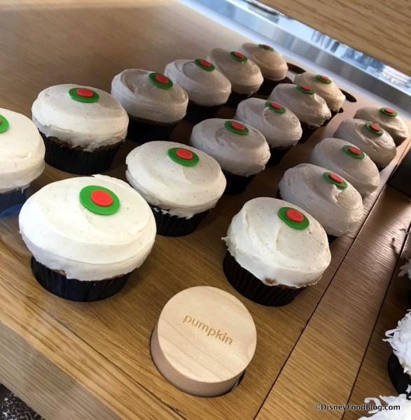 Sprinkles Pumpkin Cupcakes