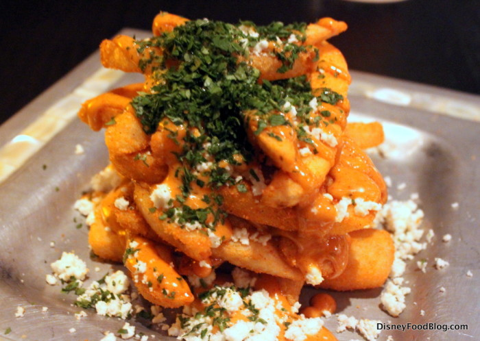 Thrice Spiced Fries