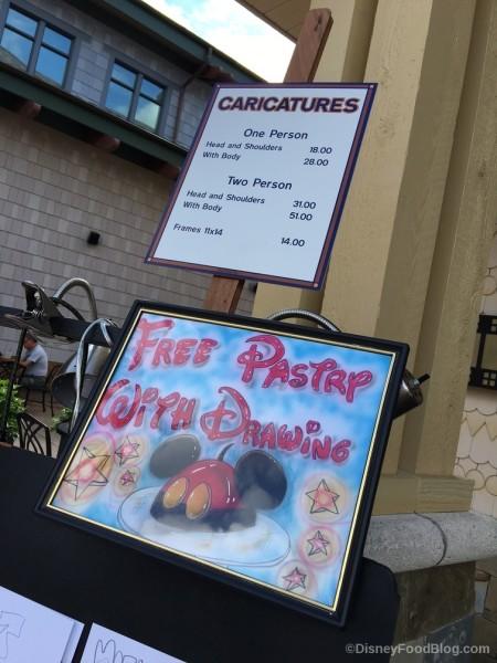 Free Pastry!!!