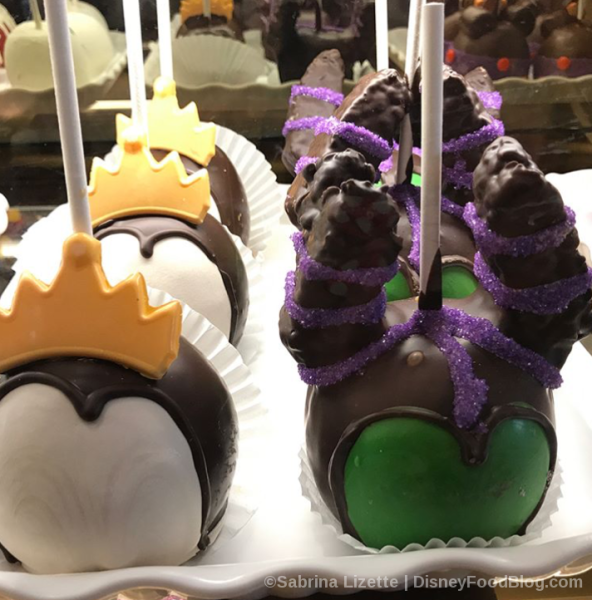 Evil Candy Apples