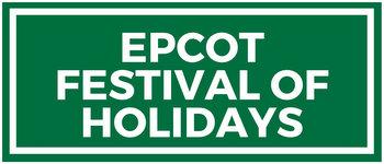 festival of holidays epcot