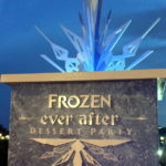 Epcot's Frozen Ever After Dessert Party Now Open for Booking Into December