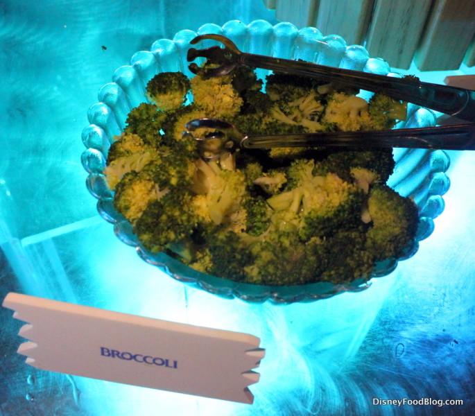 Broccoli?
