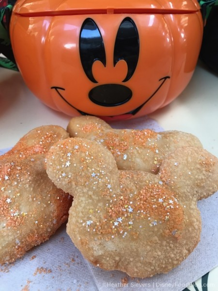 Dreamsicle Beignets!