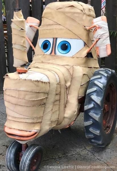 Mummy Tractor