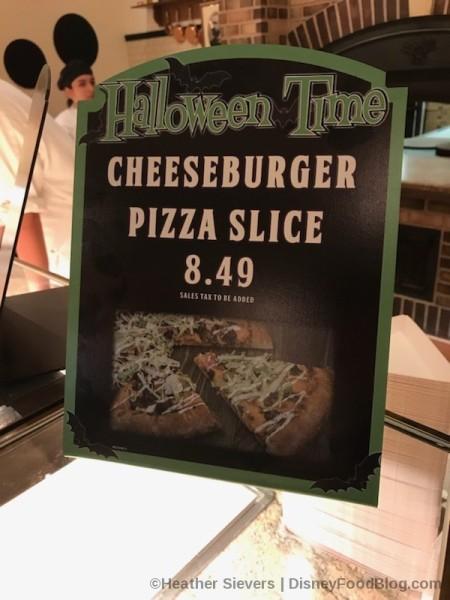 Cheeseburger Pizza