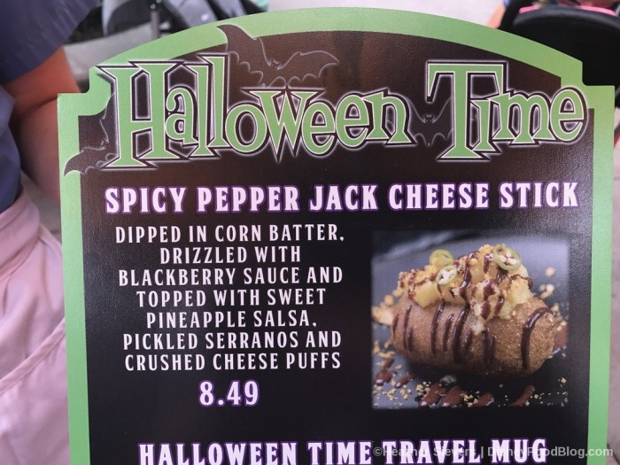 Spicy Pepper Jack Cheese Stick