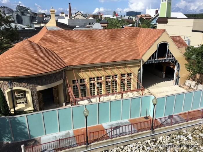 Terralina Construction in September 2017