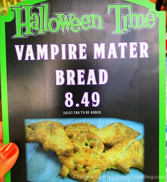 Vampire Mater Bread