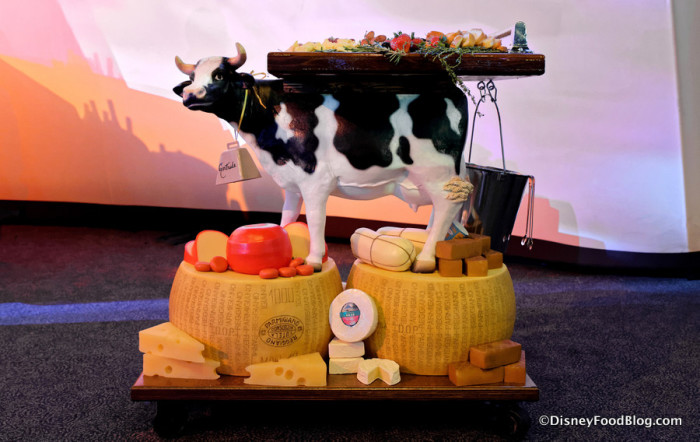 Gertrude, the Cow Cart