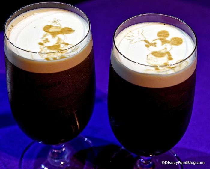 Joffrey's Coffee with Minnie and Mickey