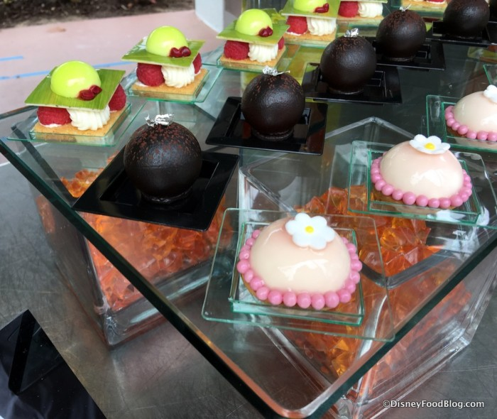 A Few Selections from Pastries & Desserts