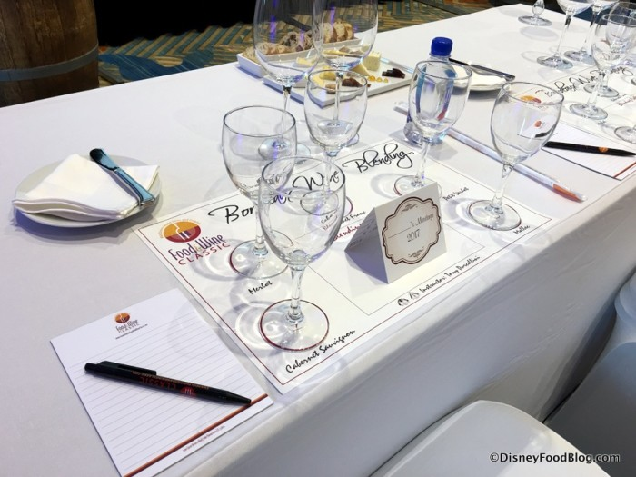 Wine Blending Seminar Preview