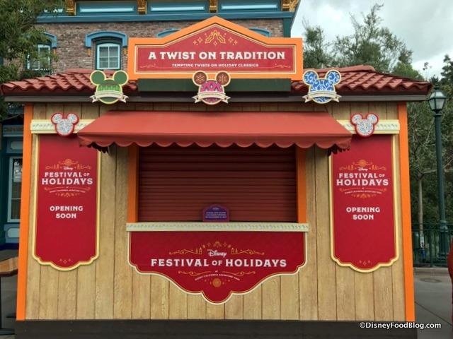 A Twist on Tradition Festive Foods Marketplace