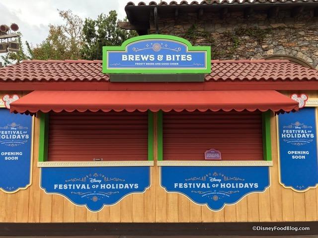 Brews & Bites