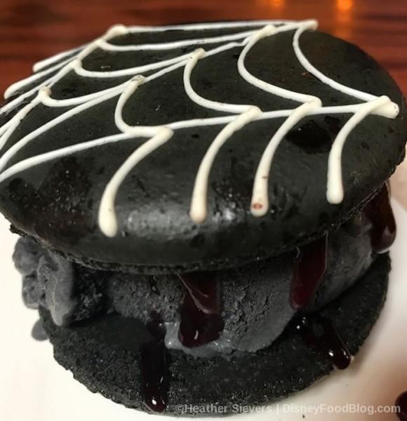 Spider Silk Ice Cream Sandwich