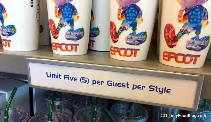 Limit 5 per Guest
