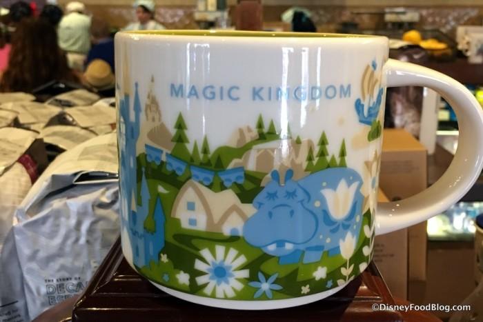 "New Magic Kingdom ""You Are Here"" Mug"