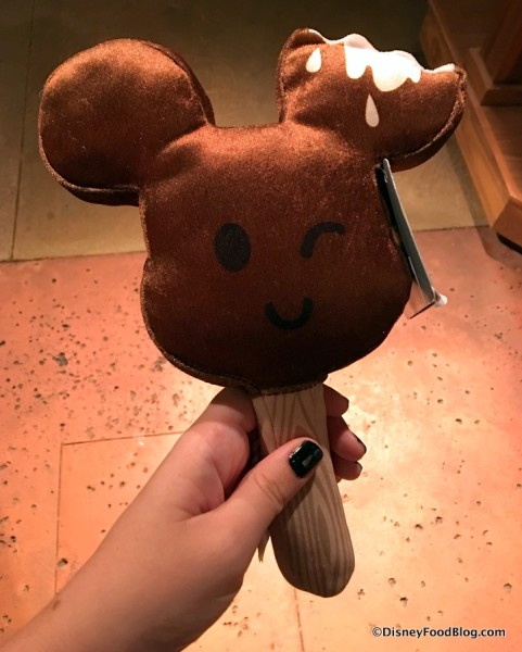 Mickey Premium Bar Plush