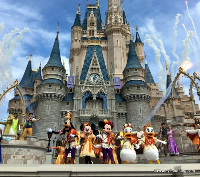 Fall Finale for Mickey's Friendship Faire