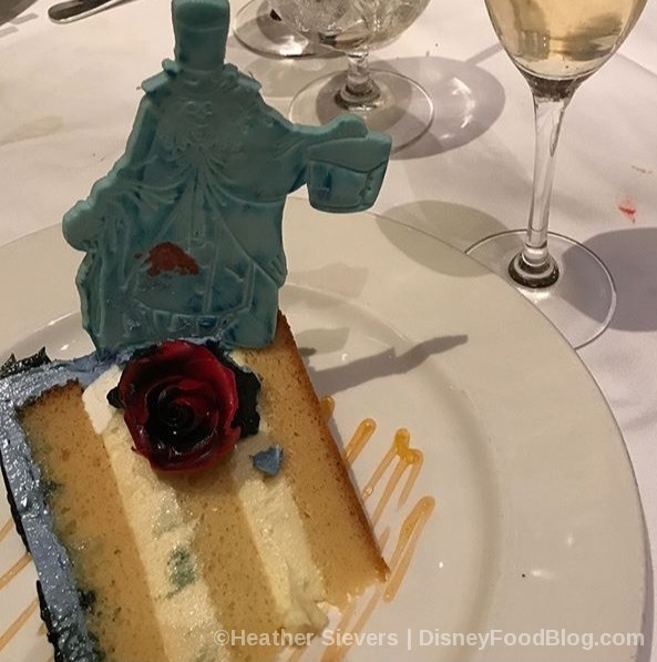 Inside the Haunted Mansion Cake