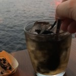 Review: Limited Time Dark and Smoky Drink at Paddlefish in Disney Springs (See It To Believe It)