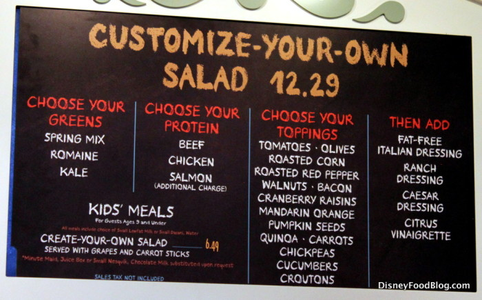 Customize-Your-Own-Salad
