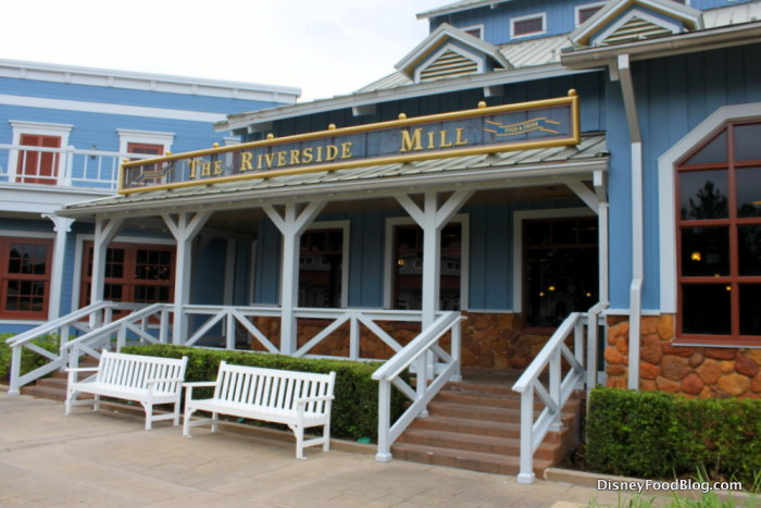 Outside at Port Orleans Resort -- Riverside