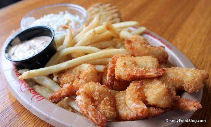Southern Fried Shimp