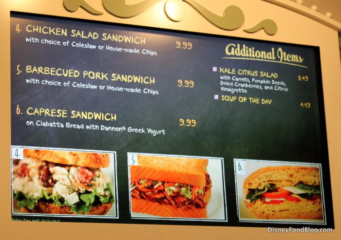 More Sandwiches