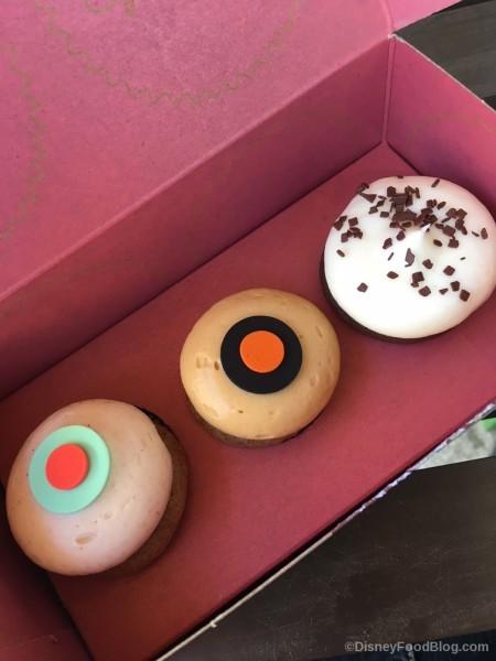 Sprinkles Mini Cupcakes