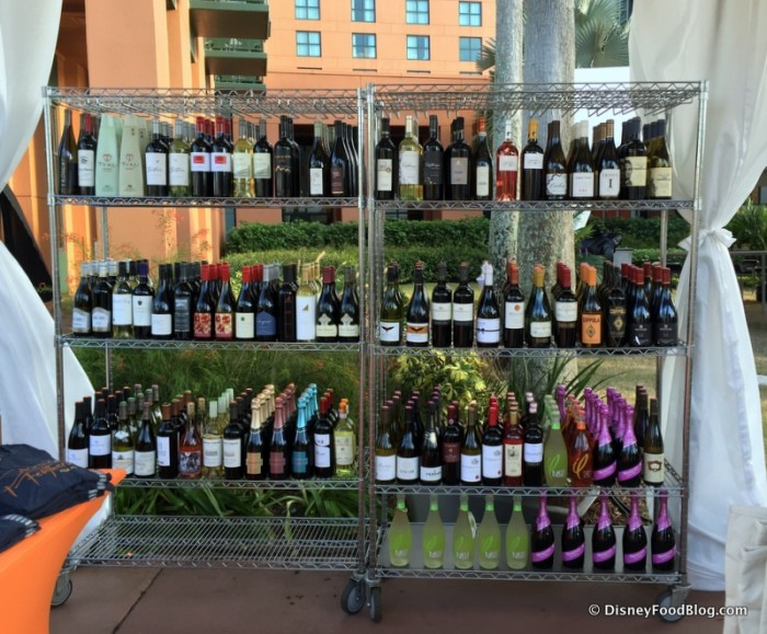 Wine for Sale By the Bottle