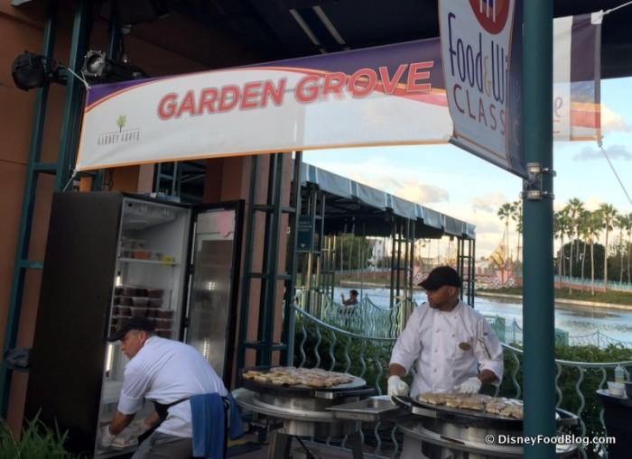 Garden Grove Booth
